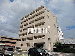 静岡県焼津市駅北2丁目の賃貸マンションの外観