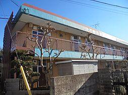 東京都武蔵村山市大南4丁目の賃貸マンションの外観
