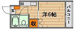 広島電鉄2系統 天満町駅 徒歩2分
