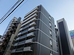 南堀江アパートメントグランデ[10階]の外観