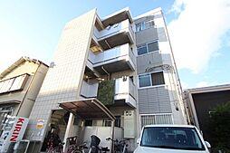 広島県広島市中区江波本町の賃貸マンションの外観