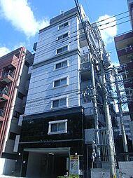 アクアシティイーストパーク[4階]の外観