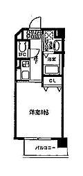 福岡県北九州市小倉南区葛原東1丁目の賃貸マンションの間取り