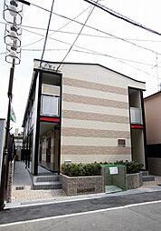 大阪府大阪市東成区東小橋3丁目の賃貸アパートの外観