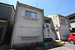 愛知県名古屋市千種区清住町3丁目の賃貸アパートの外観