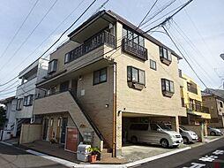 神奈川県横浜市西区東久保町の賃貸マンションの外観