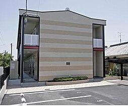 宮崎県宮崎市恒久4丁目の賃貸アパートの外観