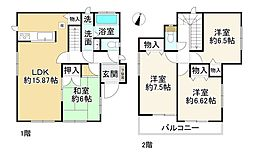 勢野北口駅 2,290万円