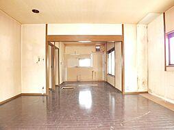 長岡市高町2丁目 戸建て 4SLDKの居間