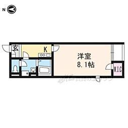 近鉄京都線 新田辺駅 徒歩6分