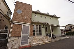リヴィエールC棟[1階]の外観