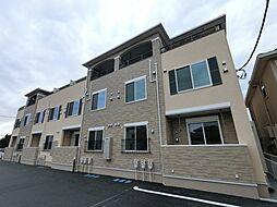 [タウンハウス] 千葉県四街道市下志津新田 の賃貸【/】の外観