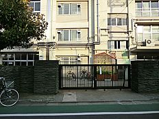 練馬区立下石神井小学校