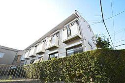 ユタカハイツC棟[2階]の外観