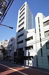 東京都新宿区払方町の賃貸マンションの外観