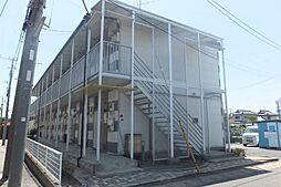 マルヤフラットII[1階]の外観