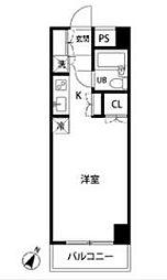 神奈川県川崎市多摩区東三田3の賃貸マンションの間取り