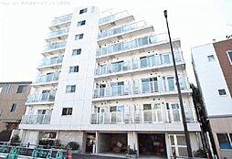 東京都豊島区池袋の賃貸マンションの外観