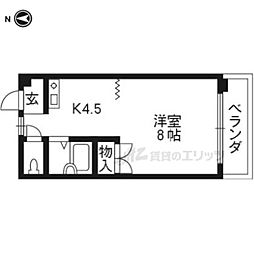 藤森駅 3.8万円