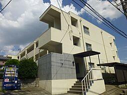 大阪府柏原市片山町の賃貸マンションの外観