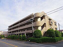 東京都小金井市中町1丁目の賃貸マンションの外観