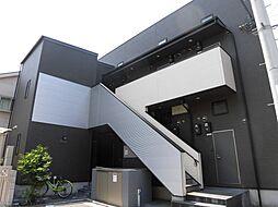 大阪府堺市堺区寺地町東3丁の賃貸アパートの外観