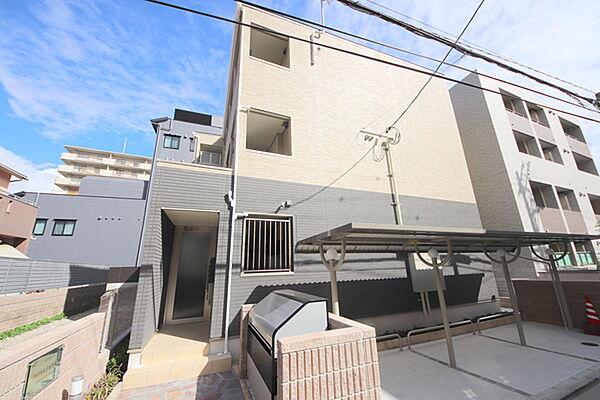 アルドゥル三条奈良II 3階の賃貸【奈良県 / 奈良市】