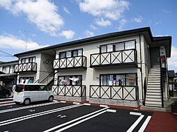 徳島県徳島市大谷町南ノ前の賃貸アパートの間取り