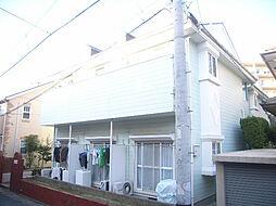 ウィング和白東[1階]の外観