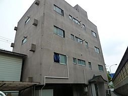 ヒルズハウス[2階]の外観