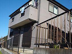 神奈川県藤沢市稲荷1丁目の賃貸アパートの外観