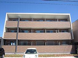 愛知県名古屋市東区大幸2丁目の賃貸アパートの外観