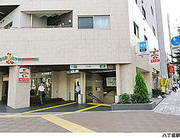 周辺(八丁堀駅(現地まで80m))