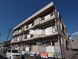 コーポ加藤[3階]の外観