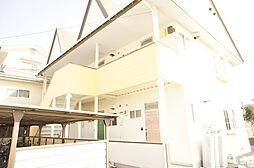 パシフィックハイツB、C[2階]の外観