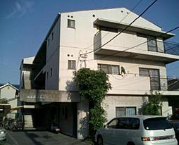 レジデンス下中野B棟[2階]の外観