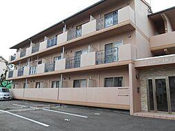 大阪府堺市西区上野芝向ケ丘町2丁の賃貸マンションの外観
