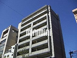 パークサイド博多[8階]の外観