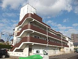 愛媛県松山市朝生田町6丁目の賃貸マンションの外観