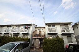 神賀グリーンハイツ 5号棟[2階]の外観