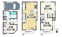 北千住駅 4,480万円