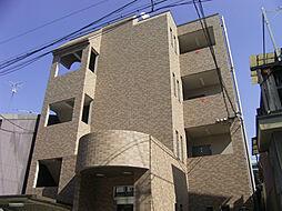 京都府京都市下京区若宮通松原下る亀屋町の賃貸マンションの外観