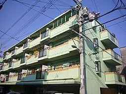 シャトー晃正[2階]の外観