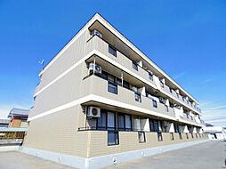 埼玉県新座市大和田1丁目の賃貸アパートの外観