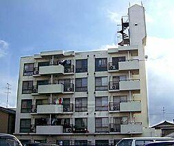 京都府京都市右京区太秦下刑部町の賃貸マンションの外観