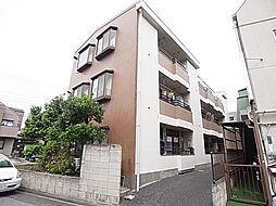東京都足立区谷在家3丁目の賃貸マンションの外観