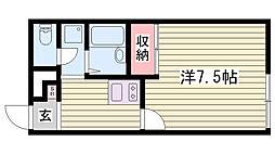 西江井ヶ島駅 4.0万円