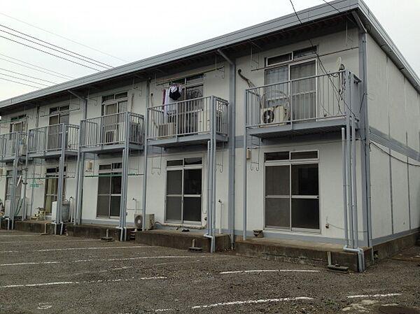 富沢ホワイトコーポA 1階の賃貸【群馬県 / 前橋市】