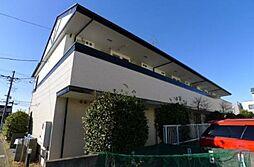 千葉県我孫子市根戸の賃貸マンションの外観