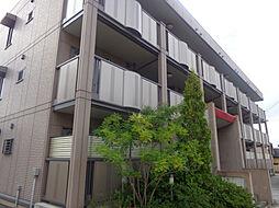 パークハイム参番館[1階]の外観